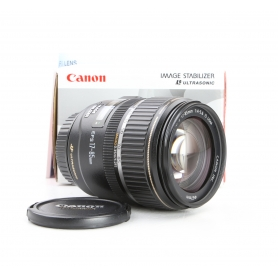 Canon EF-S 4,0-5,6/17-85 IS USM (231317)