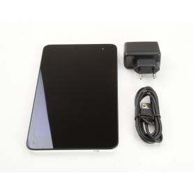 Huawei MediaPad T1 7 Tablet ARM Cortex-A7 1,2GHz 1GB RAM 8GB eMMC microSD USB WiFi Bluetooth Android schwarz weiß (231402)