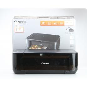 Canon PIXMA MG3650 Tintenstrahl-Multifunktionsdrucker A4 Drucker Scanner Kopierer WLAN Duplex schwarz (231415)