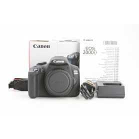 Canon EOS 2000D (231421)