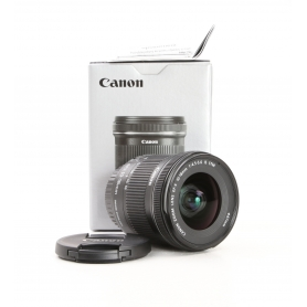 Canon EF-S 4,5-5,6/10-18 IS STM (231446)