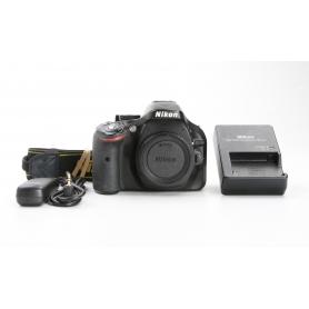 Nikon D5200 (231434)
