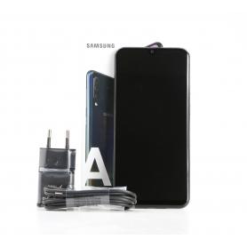 Samsung Galaxy A50 5F 6,4 Smartphone Handy 128GB 25MP Dual SIM LTE Android schwarz (231519)