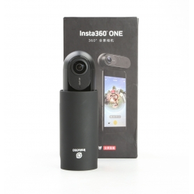 Insta360 ONE 4K-Action-Cam 24MP CMOS Bluetooth WLAN schwar (231565)