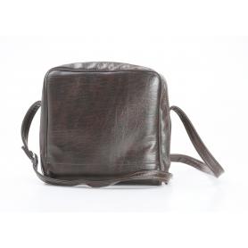OEM Leder Foto Tasche Kameratasche Case ca. 20x20x10 cm (231711)