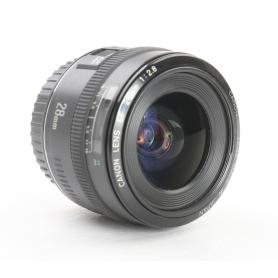 Canon EF 2,8/28 (231716)