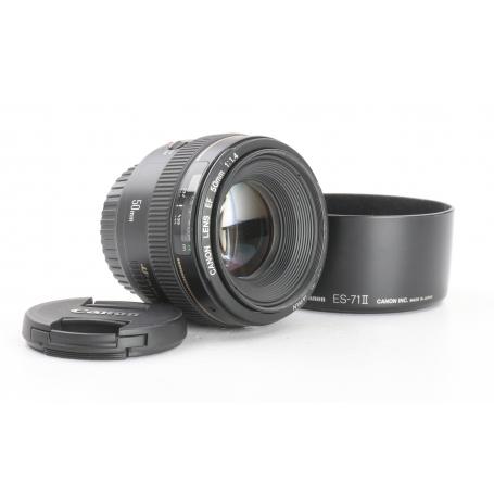 Canon EF 1,4/50 USM (231717)