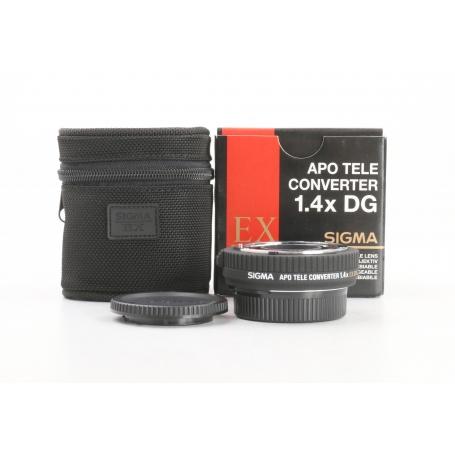 Sigma EX Telekonverter APO DG 1,4x NI/AF D (231746)
