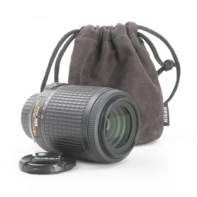 Nikon AF-S 4,0-5,6/55-200 G ED VR DX (231754)