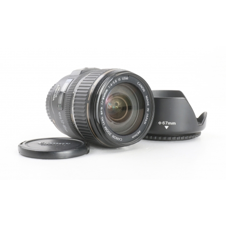 Canon EF-S 4,0-5,6/17-85 IS USM (231771)