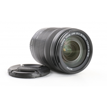 Canon EF-S 3,5-5,6/18-135 IS STM (231789)
