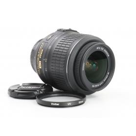 Nikon AF-S 3,5-5,6/18-55 G ED VR DX (231795)