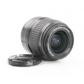 Nikon AF-S 3,5-5,6/18-55 G ED DX II (231798)