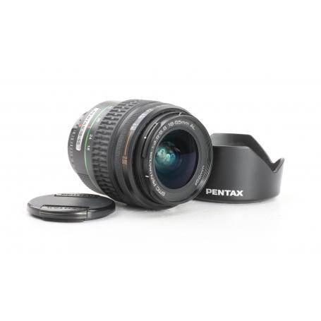 Pentax SMC-DA 3,5-5,6/18-55 AL (231799)