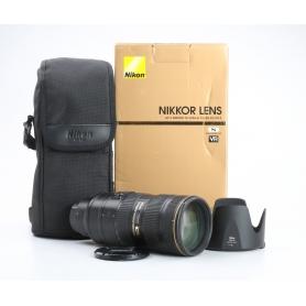 Nikon AF-S 2,8/70-200 G IF ED VR II (231811)