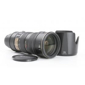 Nikon AF-S 2,8/70-200 G IF ED VR (231824)