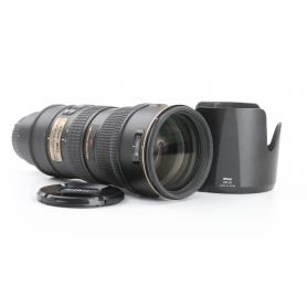 Nikon AF-S 2,8/70-200 G IF ED VR (231825)