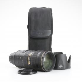 Nikon AF-S 2,8/70-200 G IF ED VR II (231832)
