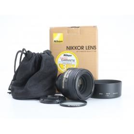 Nikon AF-S 1,4/50 G (231850)