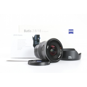 Zeiss Batis 2,8/18 FE-Mount (231853)