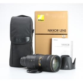 Nikon AF-S 2,8/70-200 G IF ED VR II (231855)