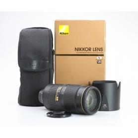 Nikon AF-S 4,5-5,6/80-400 VR ED G N (231856)