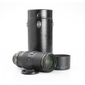 Nikon AF-S 4,0/70-200 G ED N VR (231875)