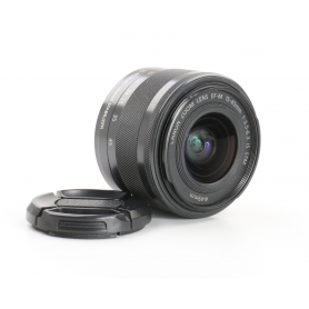 Canon EF-M 3,5-6,3/15-45 IS STM (231914)