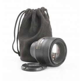 Nikon AF-S 1,8/85 G (231934)