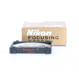Nikon F Einstellscheibe Focusing Screen Type J (219551)