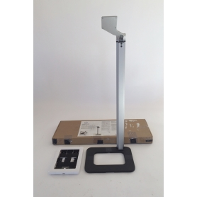 Renkforce PAD15-01 universeller abschließbarer Design Tablet-Bodenständer Halterung 9,7-10,1 silber (231667)