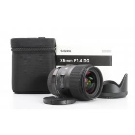 Sigma DG 1,4/35 HSM ART C/EF (231964)