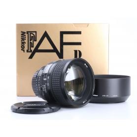Nikon AF 1,4/85 D IF (231991)