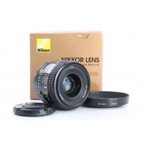 Nikon AF 2,0/35 D (231993)
