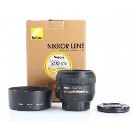 Nikon AF-S 1,4/50 G (232154)