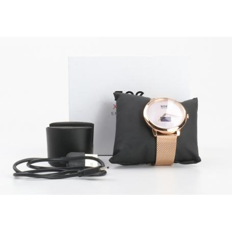Xlyne X-Watch Soe XW Pure Smartwatch Fitness-Uhr Sportuhr wasserdicht Bluetooth rosegold (232165)