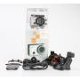 Denver AC-5000 W Action Cam Webcam 5MP FHD Micro USB Mini HDMI wasserfest stoßfest silber schwarz (232178)