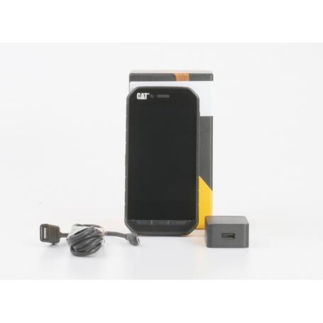 Cat S41 5 Smartphone Handy 32GB 13MP FHD-Display Dual-SIM Android schwarz (232191)