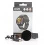 Denver SW-171 Smartwatch Fitness-Uhr Sportuhr Multi-Sport Herzfrequenz Puls schwarz (232200)