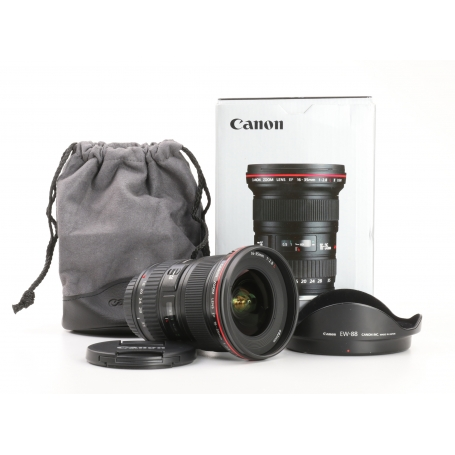 Canon EF 2,8/16-35 L USM II (232227)