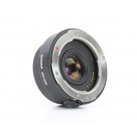 Sigma EX Telekonverter 1,4x Tele Converter für Sigma S/AF (232237)