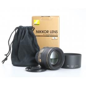 Nikon AF-S 1,4/85 G N (232251)