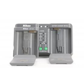 Nikon Akku Ladegerät MN-26a Battery Charger mit Adapter BT-A10 (200475)