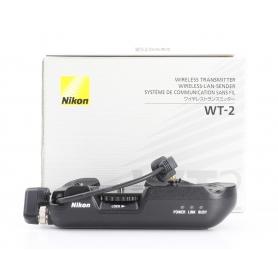 Nikon WT-2 Wireless Transmitter Lan-Sender (224073)