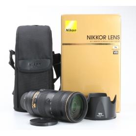 Nikon AF-S 2,8/70-200 E FL ED VR (232137)