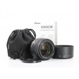 Nikon AF-S 1,8/85 G (232153)
