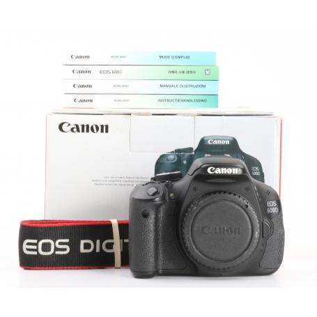 Canon EOS 600D (232243)