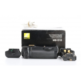 Nikon Hochformatgriff MB-D10 D300/D700 (232263)