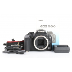 Canon EOS 1000D (232268)