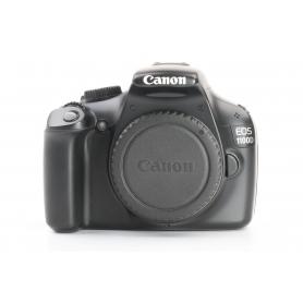 Canon EOS 1100D (232282)